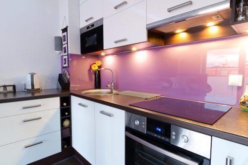 Kleurrijke keukens, een nieuwe trend