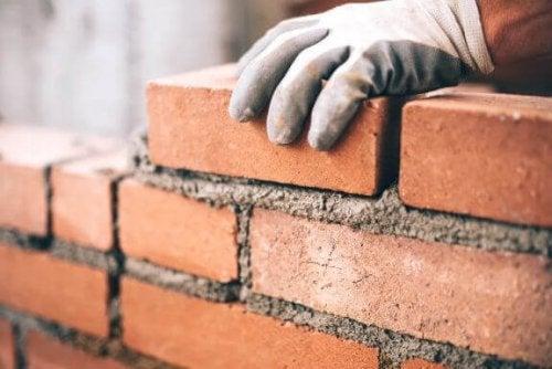 Bakstenen voor een sterke constructie