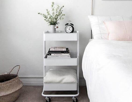 Keukenwagen hacks voor IKEA-meubels