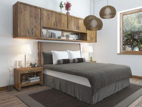 Praktische opbergmeubelen voor je slaapkamer