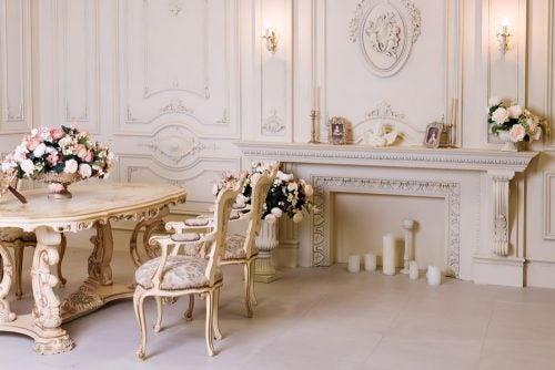 Barok interieur karakteristieken