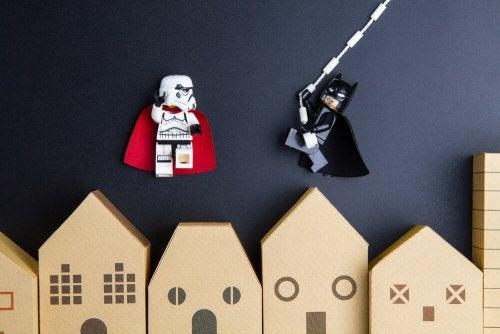 Decoraties voor fans: van Harry Potter tot Star Wars