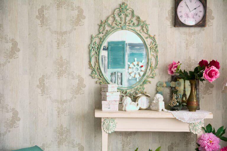 Spiegels en feng shui