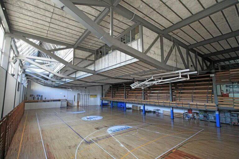 Maravillas sportschool en de structuur