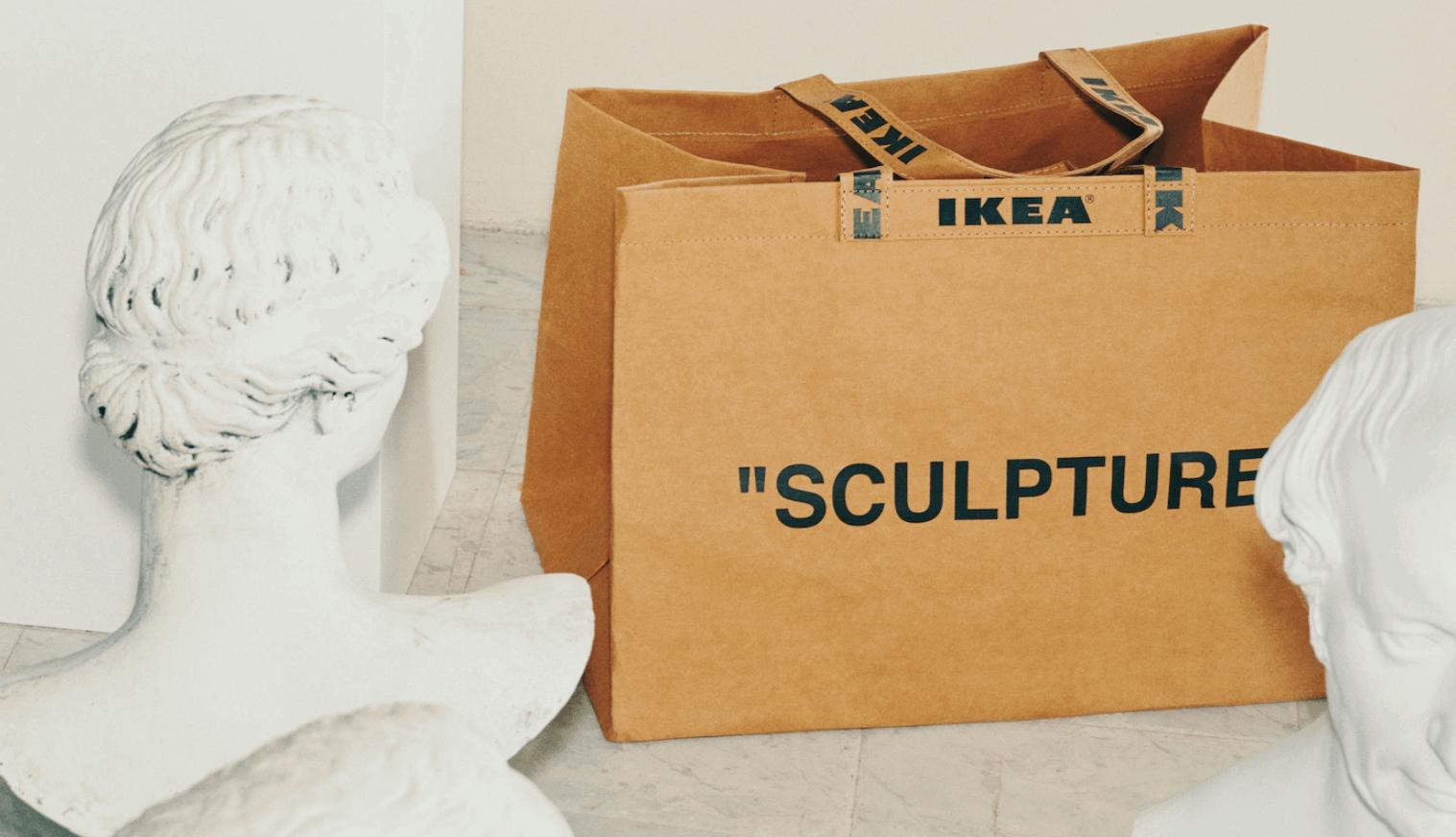 Ikea tas en beelden