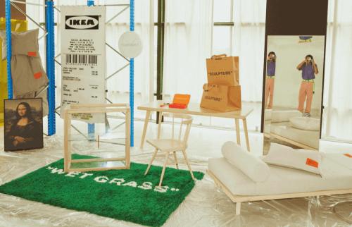 MARKERAD - Een nieuwe collectie van Ikea voor millennials
