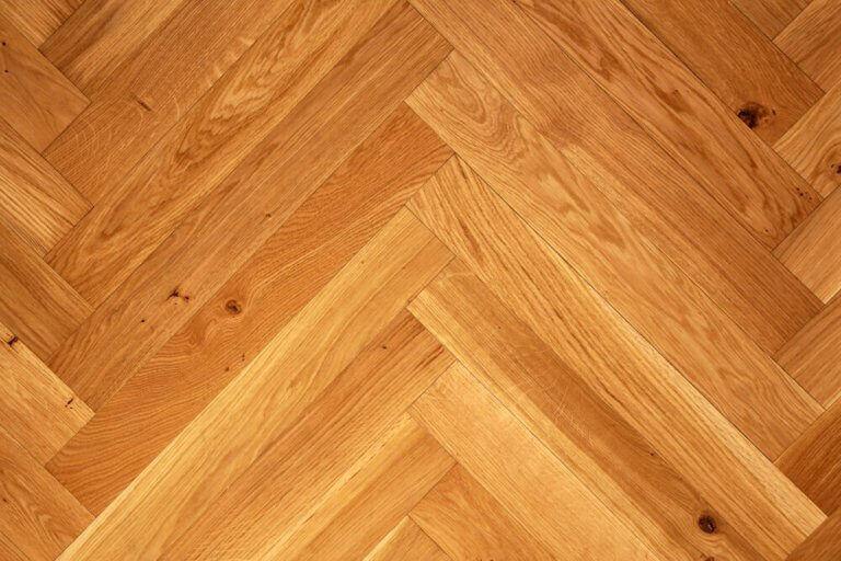 Vloer van hout