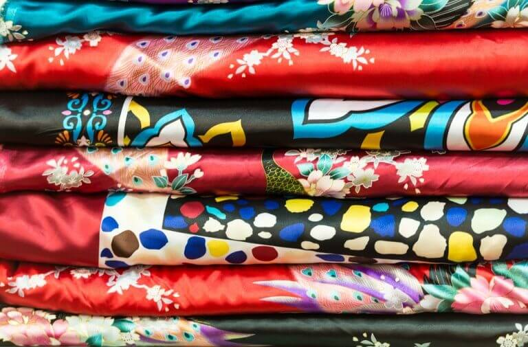 Stoffen matchen met verschillende soorten patronen