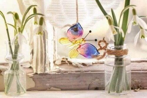 De symbolische betekenis van de vlinder in Feng Shui