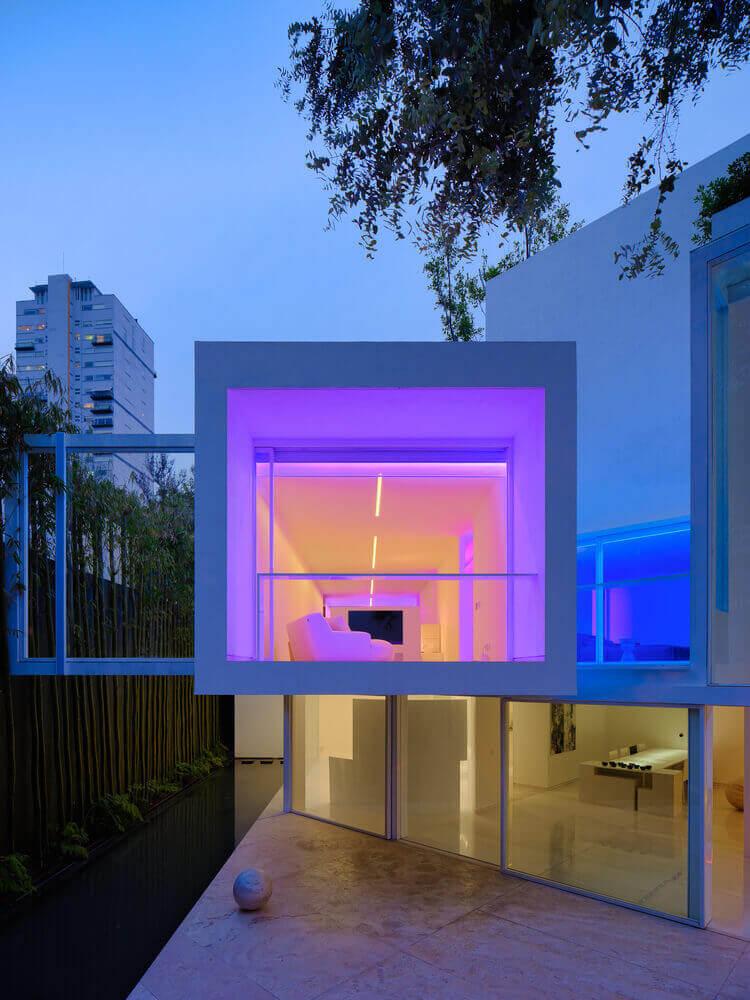 Woning ontworpen door Miguel Angel Aragones