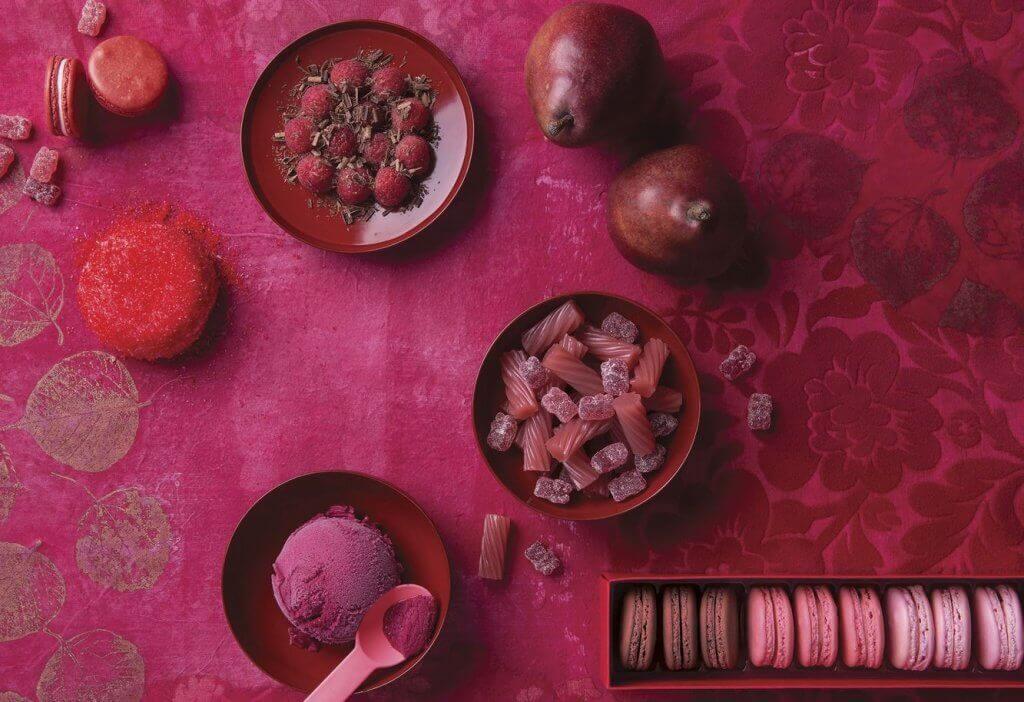 Het cravings kleurenpalet