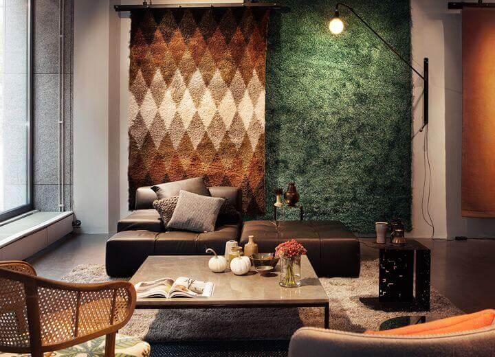 Wandkleden voor het geluiddicht maken van je huis