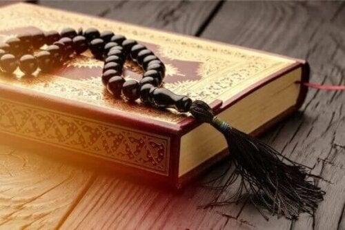 Een religieus interieur voor onze gelovige lezers