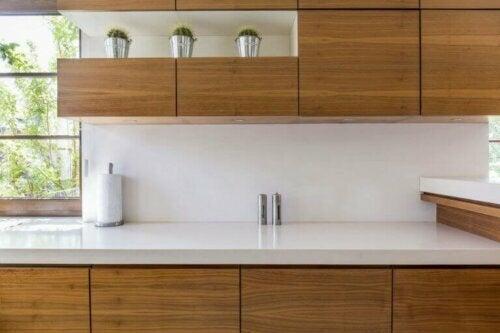 Aanrechtbladen voor in de keuken: 4 geweldige opties