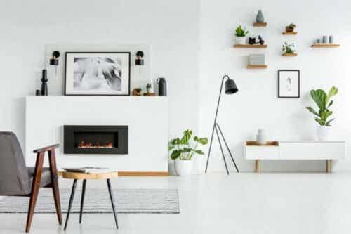Een witte woonkamer: onze decoratietips