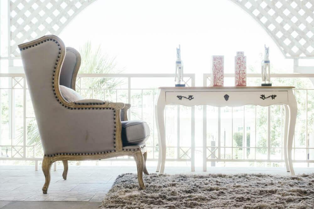 Tafeltje en stoel