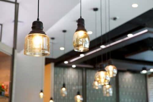 Kleine hanglampen