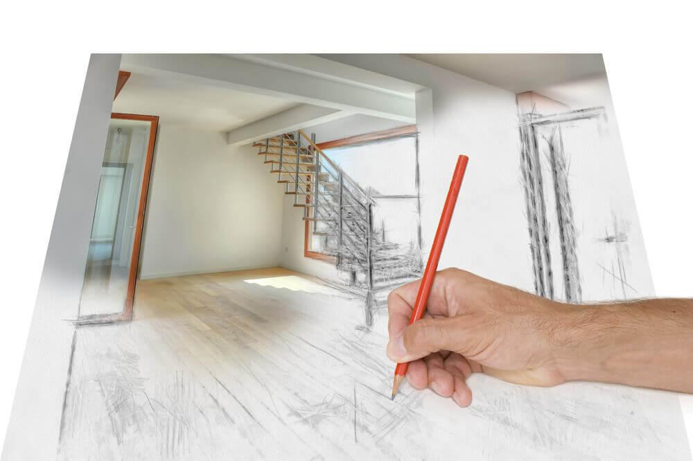 Veel voorkomende decoratiefouten voorkomen met een goede planning