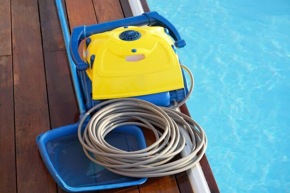 Robot zwembadreiniger