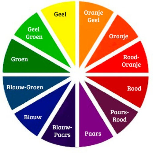 Hoe je geweldige kleurencombinaties kunt maken
