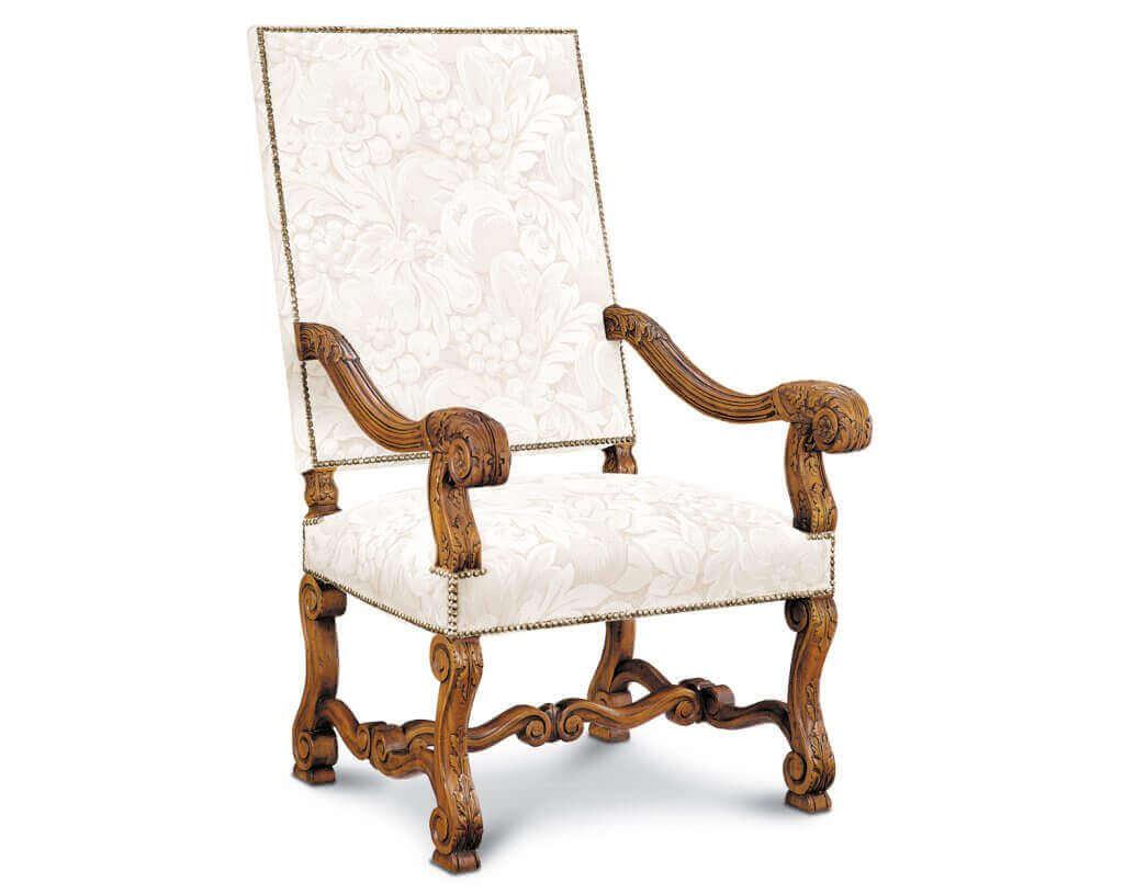 De Lodewijk XIII-stoel