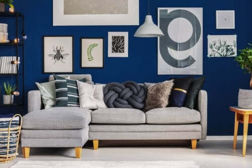 Indigo in je interieur