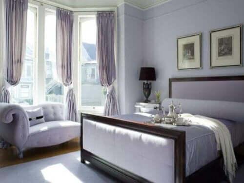 5 ontspannende kleurenschema's voor je slaapkamer