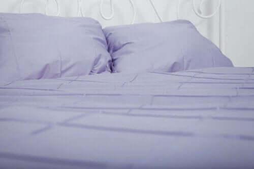 Lakens om je bed op te maken