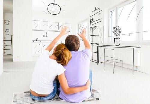 Hoe je je appartement in een gezinswoning kunt veranderen