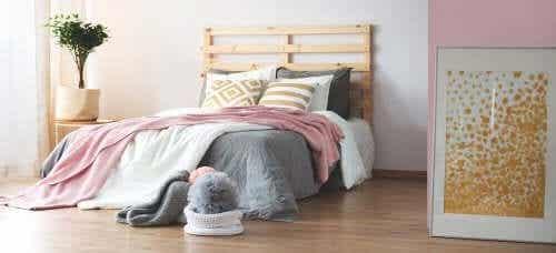 Tips voor de kunst van een bed opmaken