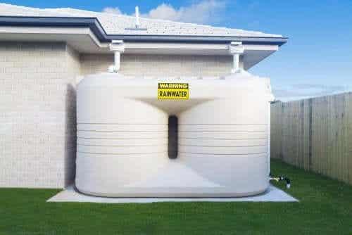 Systemen voor het opvangen van regenwater