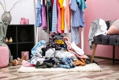 Hoe je van visuele rommel in je huis te ontdoen