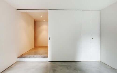 Schuifdeuren zijn een goede keuze voor je huis
