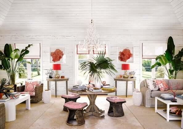 Interieur Alessandra Branca