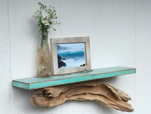 Hout als duurzame decoratie