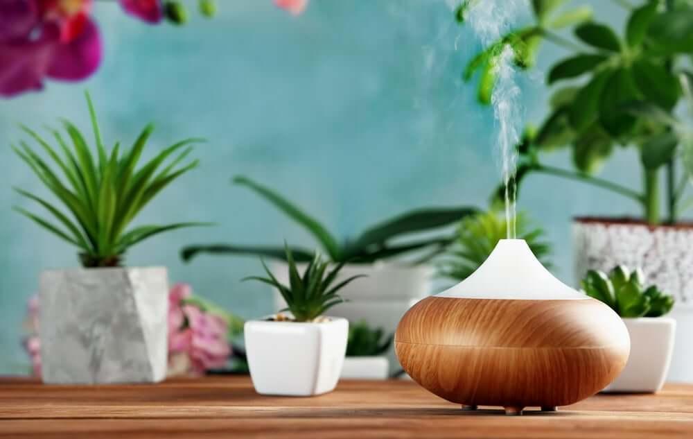Aromatherapie voor thuis