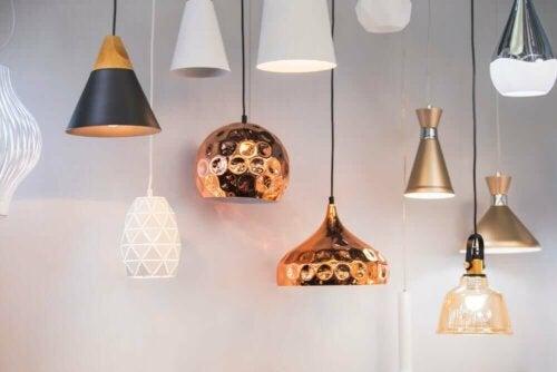 Lampen uit de hele wereld: stijlen en ontwerpen
