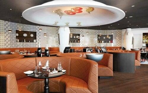 Resturant interieur Marcel Wanders