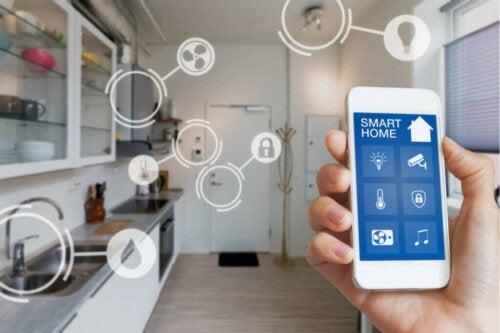 Verstoort technologie het concept van het traditionele huis?
