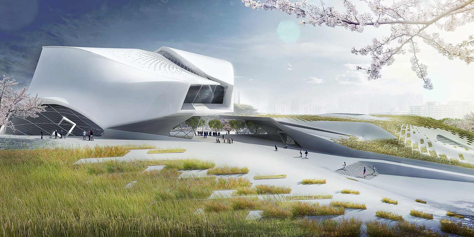 Ontwerp van architect patrick tighe