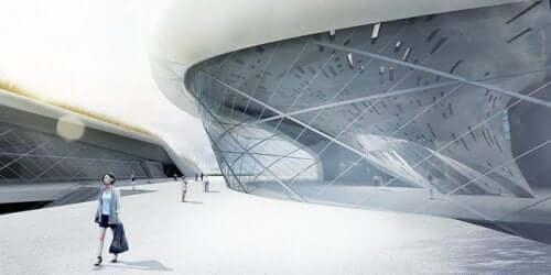 Het werk van de Amerikaanse architect Patrick Tighe