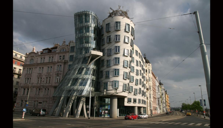 Architectuur van frank gehry