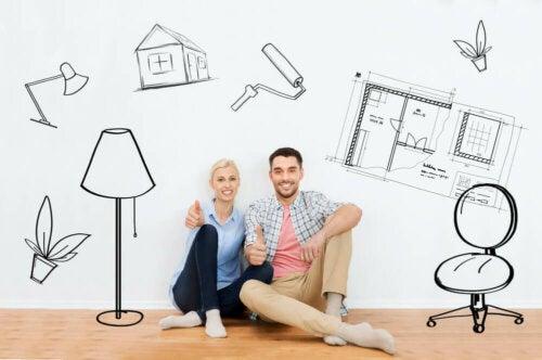 4 tips voor hoogwaardige en goedkope decoraties