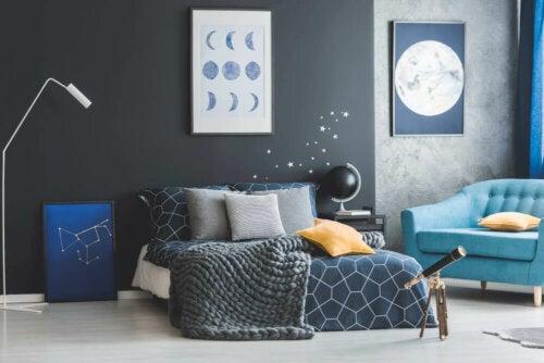 Astronomische decoraties voor je huis