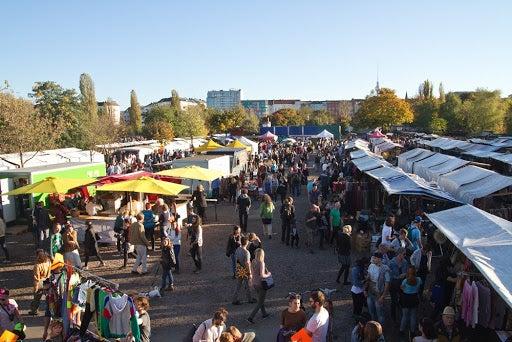 Beste rommelmarkten Berlijn
