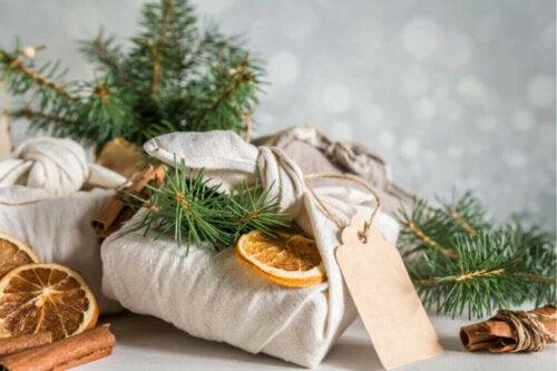 Furoshiki - een mooie manier om geschenken in te pakken