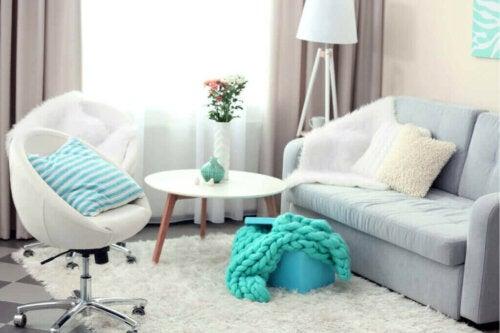 Wat zijn de beste gordijnen voor een klein huis?