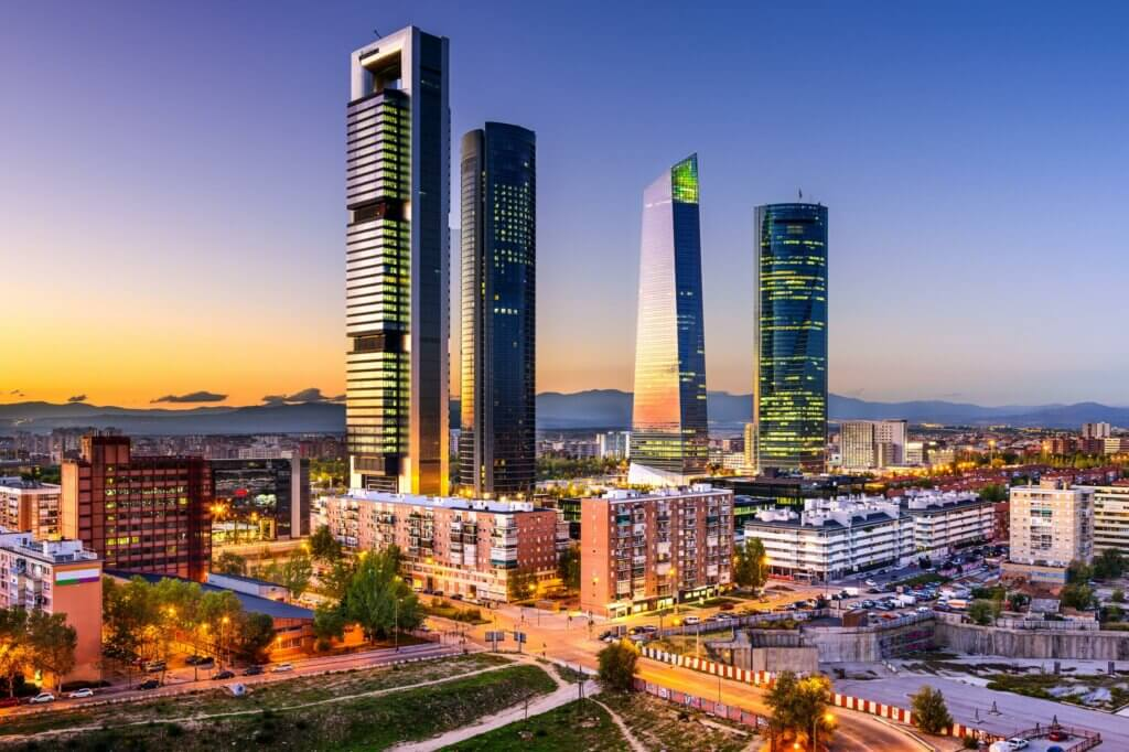 Gebouwen in Madrid die elke architect moet kennen