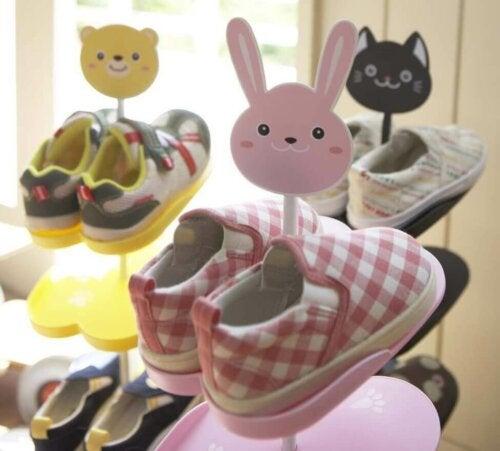 Schoenenstandaard