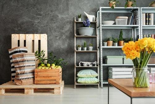 3 ideias para o armazenamento doméstico